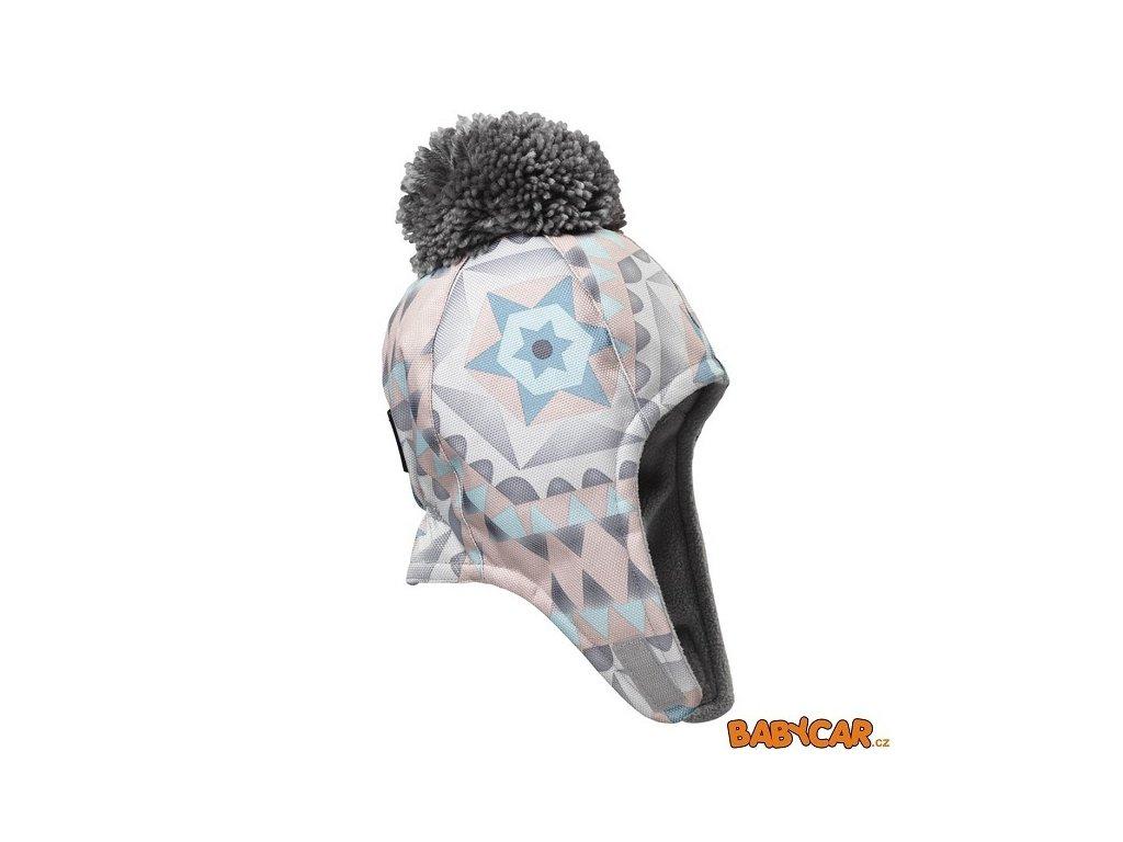 ELODIE DETAILS zimní čepice ušanka CAP Bedouin Stories 6-12m DOPRODEJ!