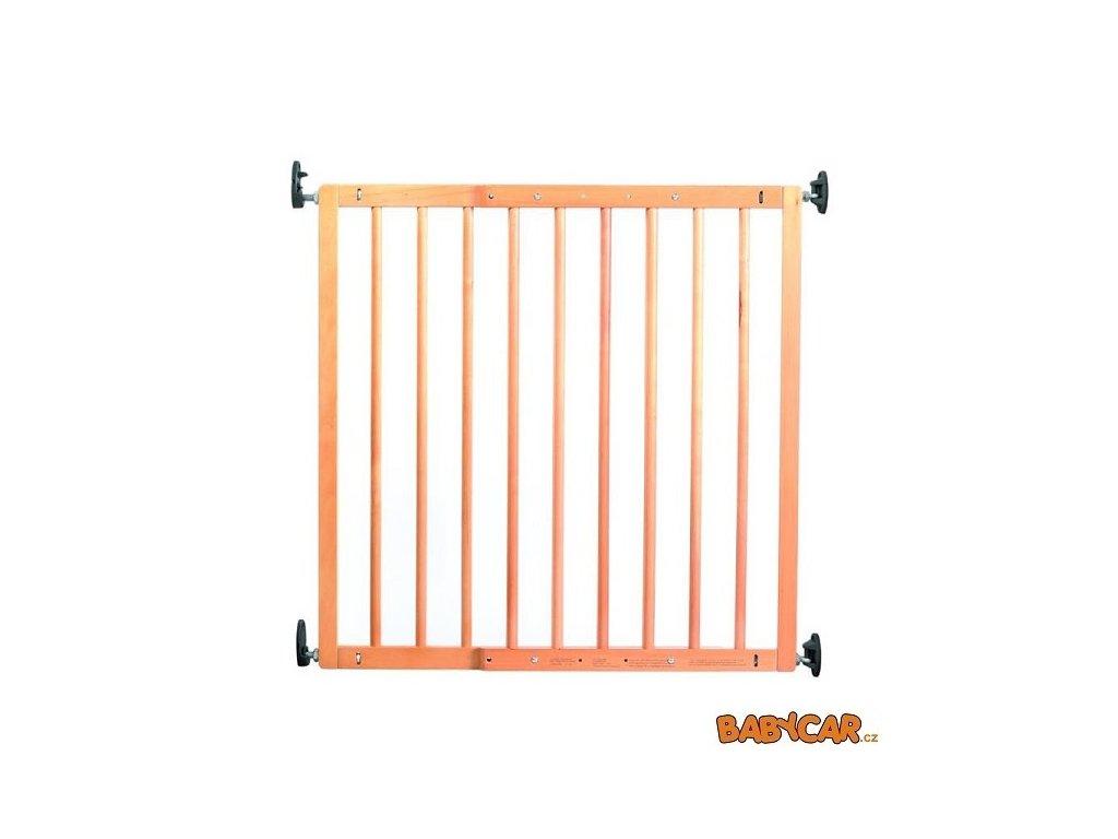 REER dřevěná zábrana BASIC SIMPLE-LOCK