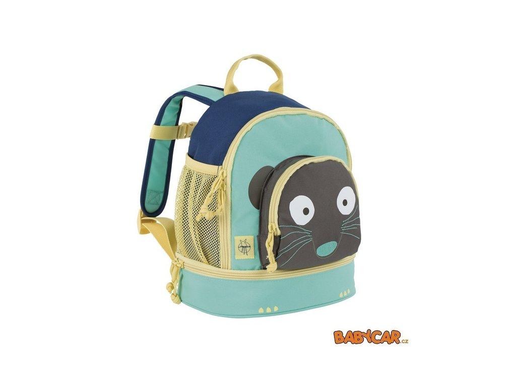 LÄSSIG dětský batoh MINI BACKPACK Wildlife Meerkat DOPRODEJ!