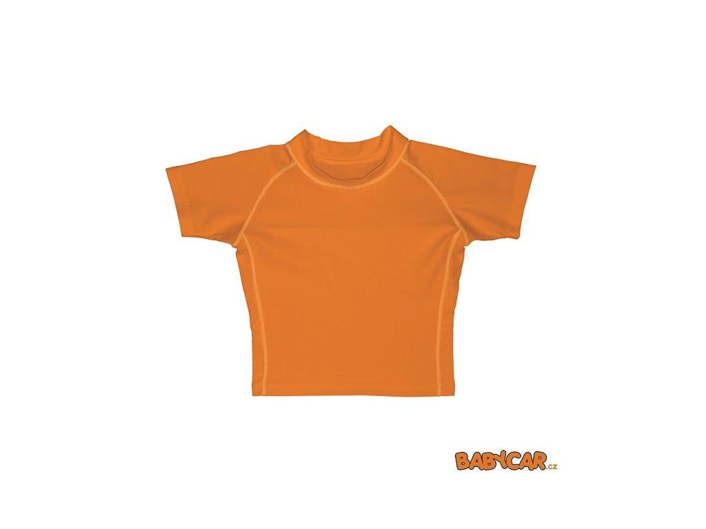 I PLAY tričko SHORT SLEEVE RASHGUARD vel. M Oranžová DOPRODEJ!