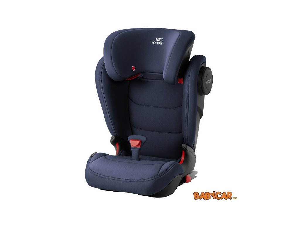 BRITAX RÖMER autosedačka KIDFIX III M 2019 Moonlight Blue