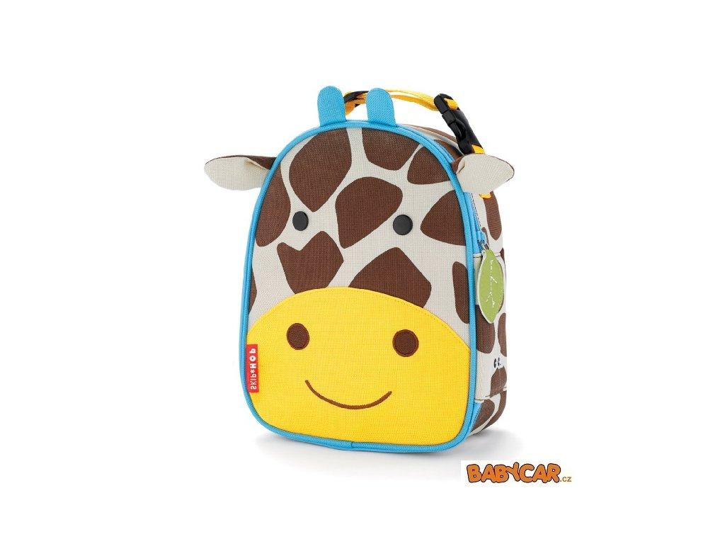 SKIP HOP svačinový batůžek ZOO Žirafa