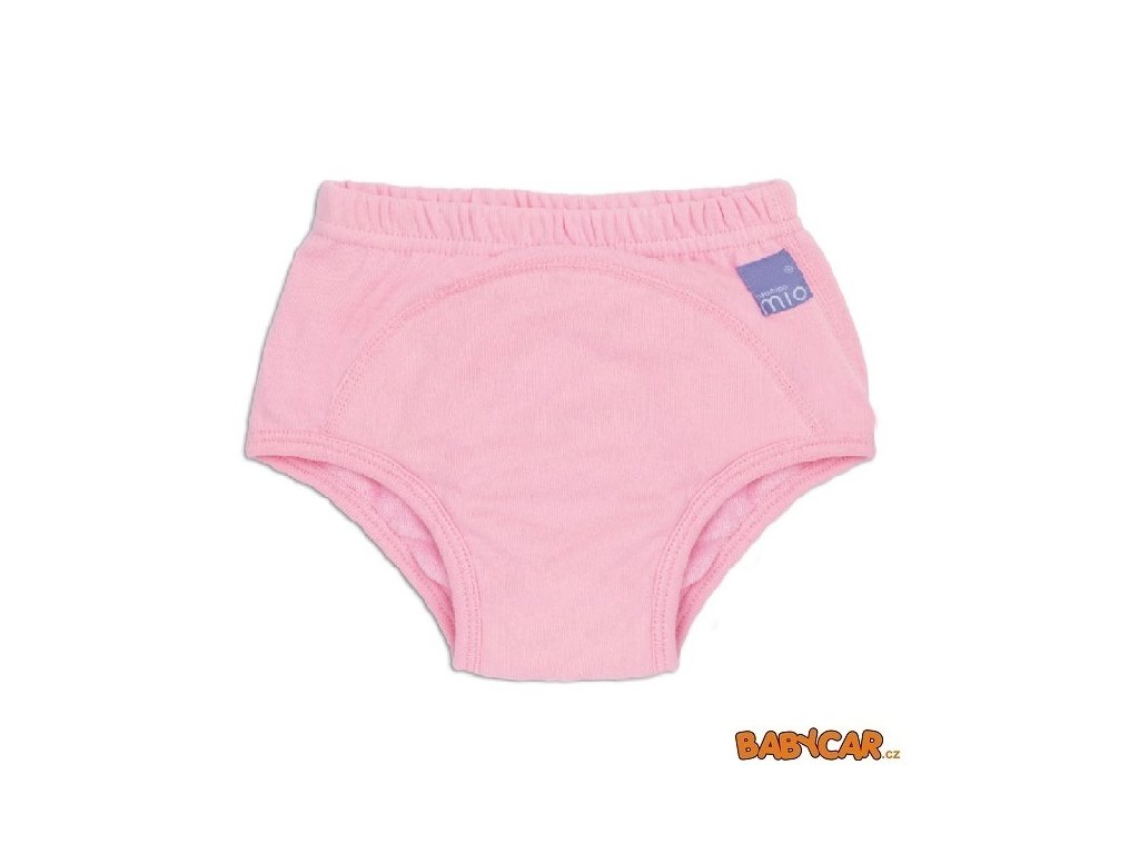 BAMBINO MIO učící plenky TRAINING PANTS 2-3r Light Pink