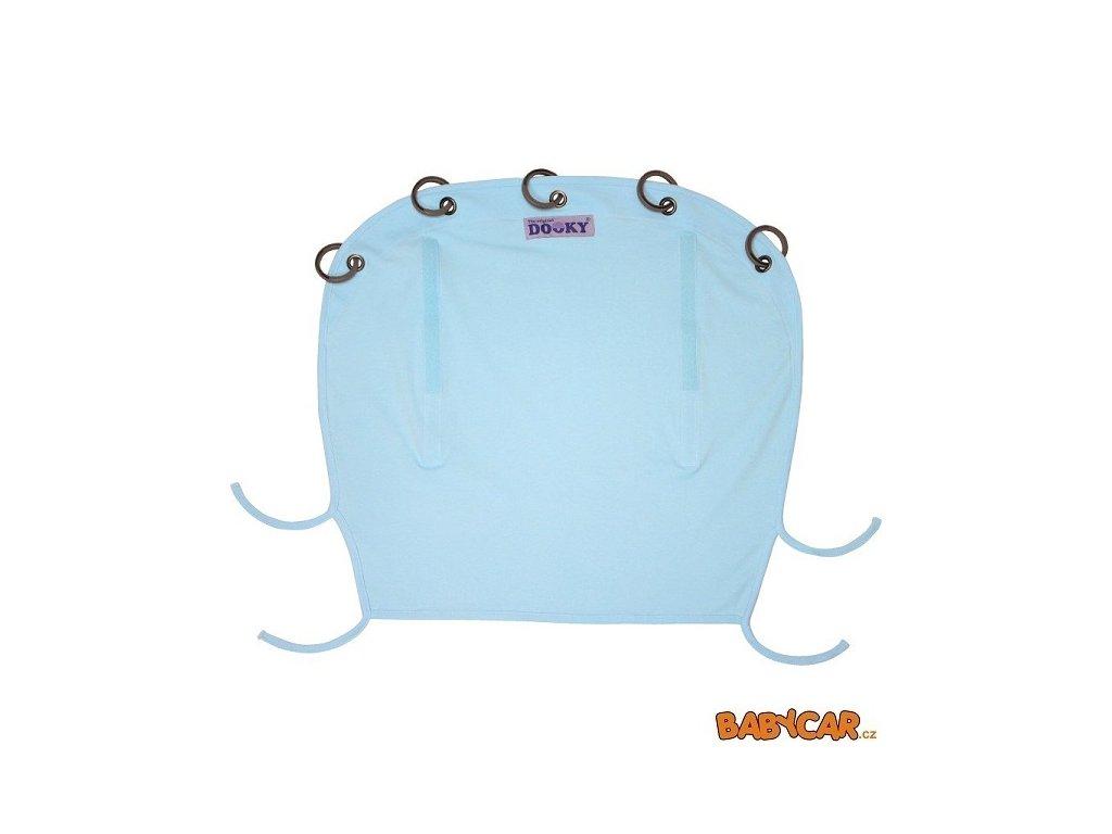 DOOKY sluneční clona:Baby Blue