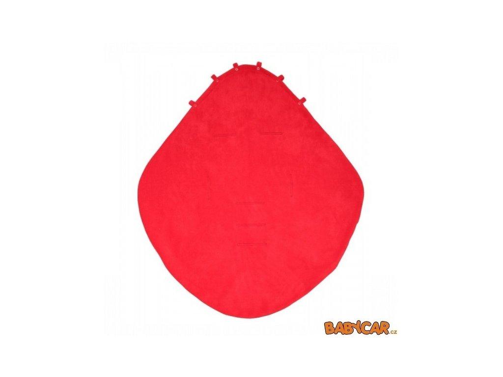 EMITEX vložka COCOON Červená