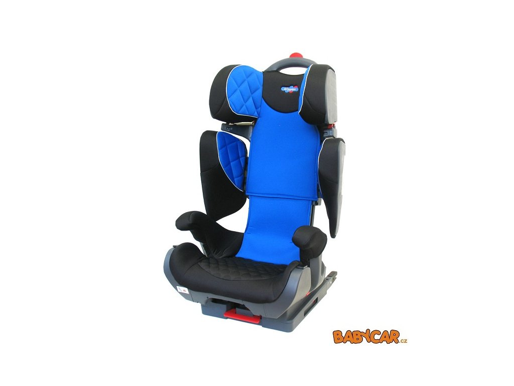 KLIPPAN autosedačka WEGO Blue