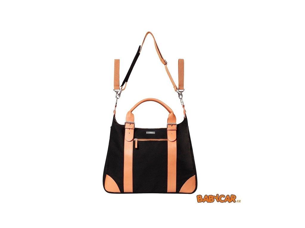 BABYONO přebalovací taška ICONIC Černá