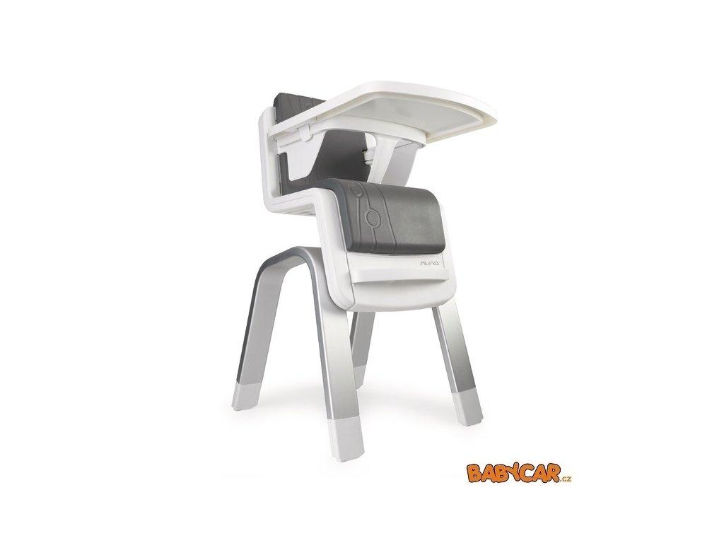 NUNA jídelní židlička ZAAZ 2020 Carbon