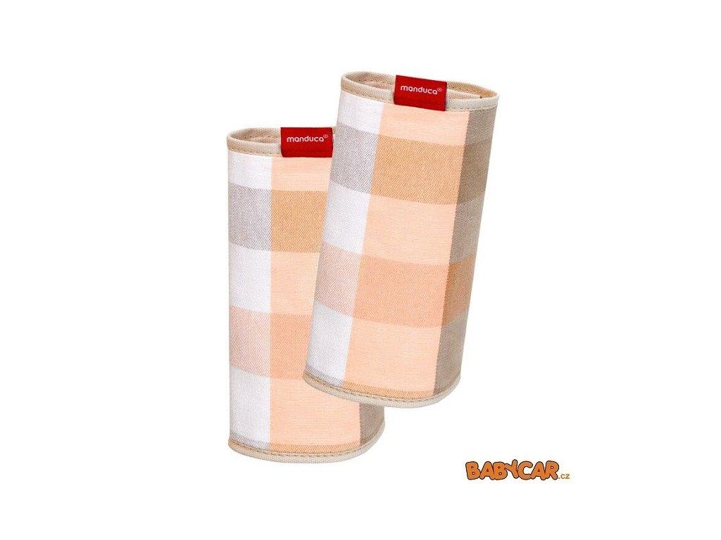 MANDUCA ochranné návleky na popruhy FUMBEE VIVID Orange