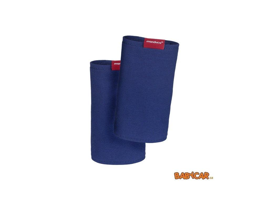 MANDUCA ochranné návleky na popruhy FUMBEE SPECIAL EDITION CZ Royal Blue