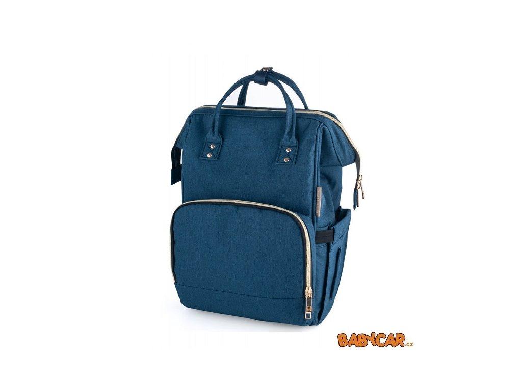 CANPOL BABIES přebalovací batoh LADY MUM Modrá