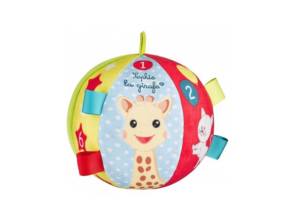 VULLI můj první míč žirafa SOPHIE