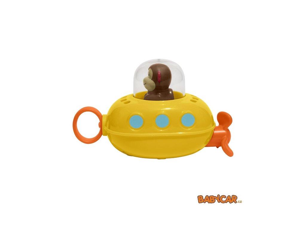 SKIP HOP hračka do vody ponorka ZOO Opička