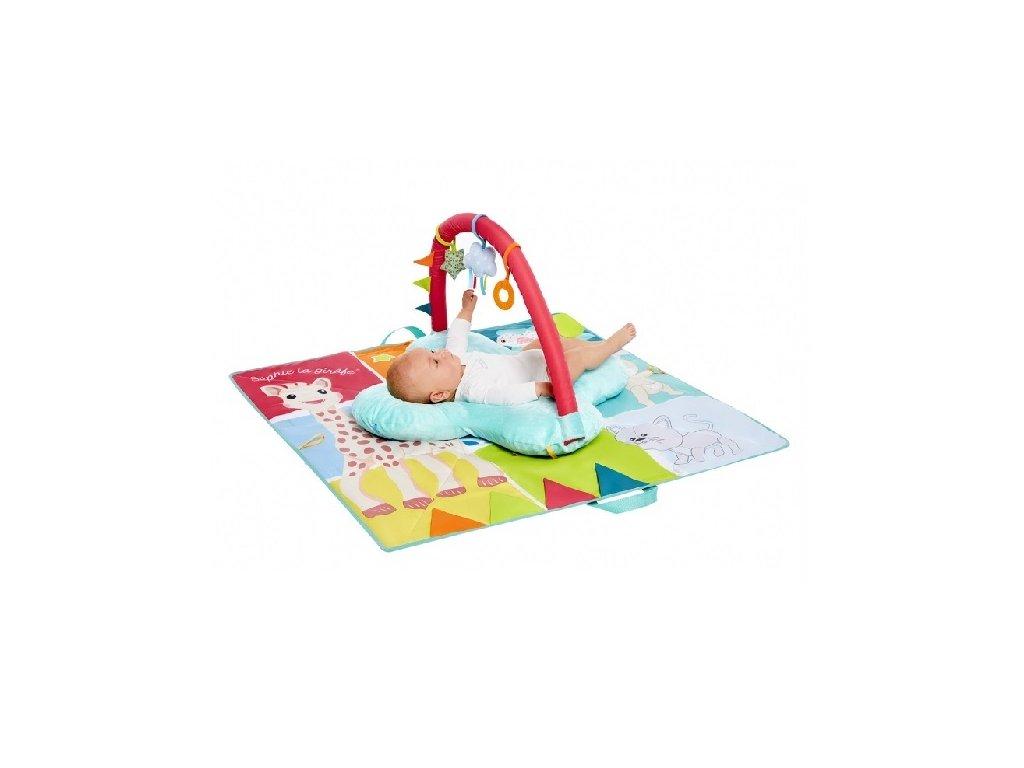 VULLI multifunkční hrací deka SOPHIE LA GIRAFE