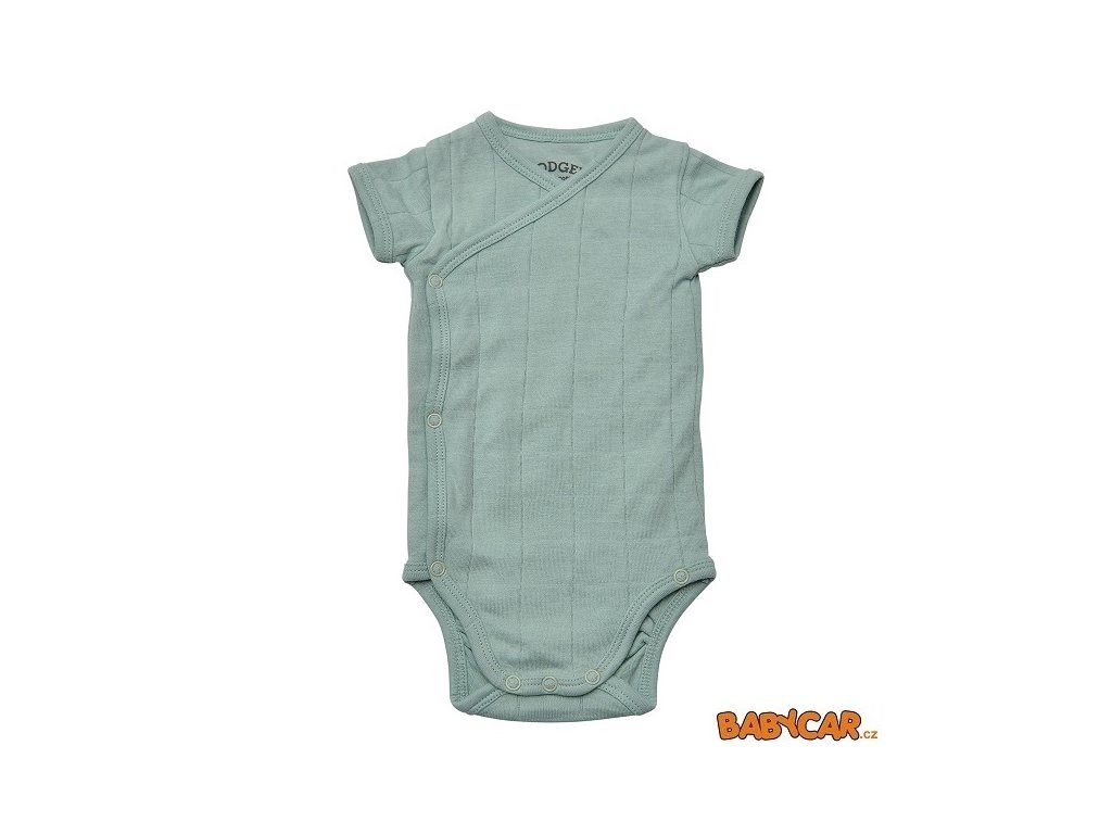 LODGER body ROMPER SOLID SHORT SLEEVES Feather vel. 62