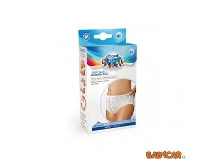 CANPOL BABIES jednorázové kalhotky 5ks L/XL