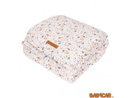 LittleDutchDekaBassinetBlanket70x100cmSpringFlowers