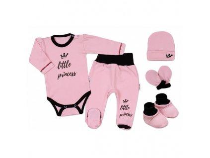 BabyNellys5DilnaSoupravickaDoPorodnicePrincessRuzova