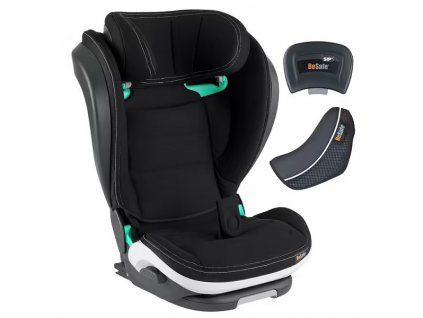 BESAFE autosedačka IZI FLEX FIX I-SIZE 2020 Black Car Interior