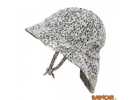 ELODIE DETAILS klobouček SUN HAT Dots Of Fauna 6-12m DOPRODEJ!