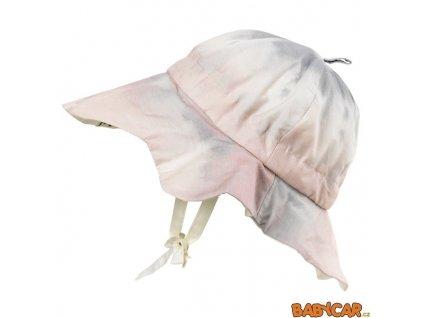 ELODIE DETAILS klobouček SUN HAT Embedding Bloom 0-6m DOPRODEJ!