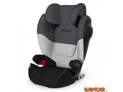 CybexAutosedackaSolutionMFixSLSilver2021GrayRabbit