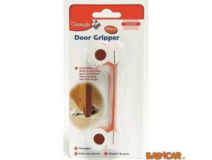 CLIPPASAFE zarážka otevřených dveří