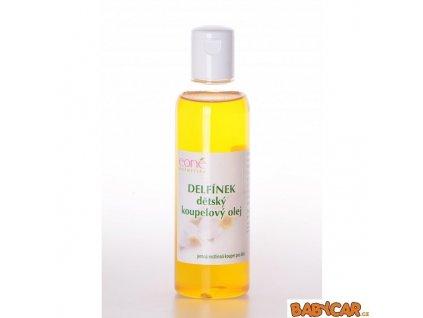 EONÉ dětský koupelový olej DELFÍNEK 200ml