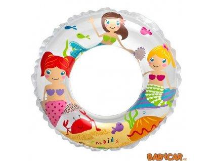 INTEX nafukovací kruh do vody 61cm Mořská Panna