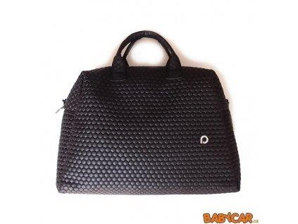 PINKIE taška na kočárek KABELA M Black Comb