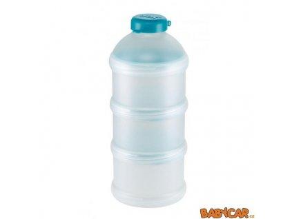 NUK dávkovač na sušené mléko Modrá