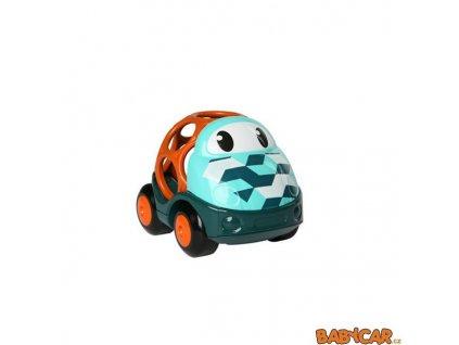OBALL autíčko GO GRIPPERS CUSTOM RIDES 18m+ 1ks Zelená/Oranžová