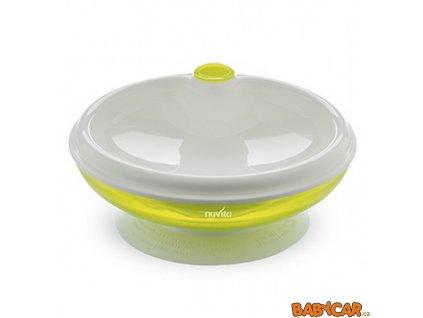 NUVITA ohřívací talířek s přísavkou Zelená DOPRODEJ!