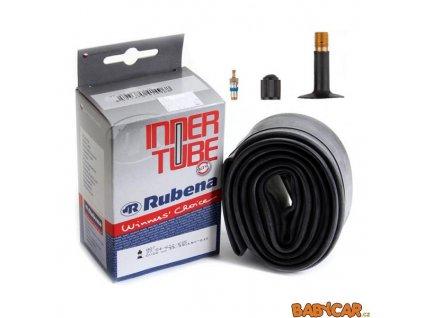 RUBENA/MITAS duše 16x1,50-2,10 ventil AV35