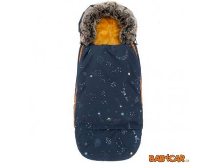 SAMIBOO zimní fusak ESKIMO Galaxie/Zlatá