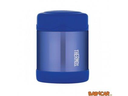 THERMOS dětská termoska na jídlo 290ml Modrá