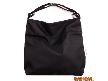 PINKIE taška na kočárek STŘEDNÍ Black