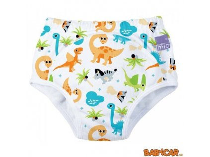 BAMBINO MIO učící plenky TRAINING PANTS 2-3r Dino