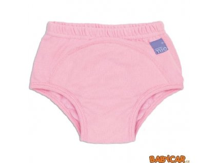BAMBINO MIO učící plenky TRAINING PANTS 3-4r Light Pink