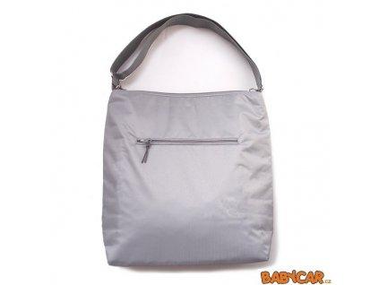 PINKIE taška na kočárek VELKÁ Plain Grey