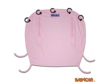 DOOKY sluneční clona:Baby Pink