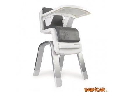 NUNA jídelní židlička ZAAZ Carbon