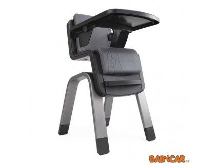 NUNA jídelní židlička ZAAZ Pewter