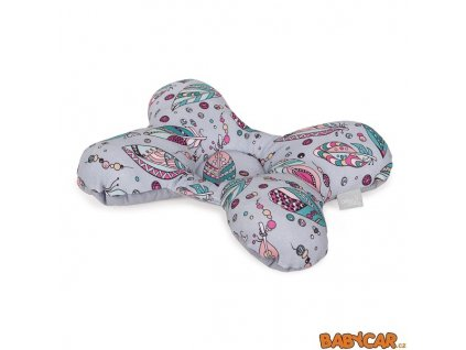 CEBA BABY stabilizační polštářek motýlek Plumas