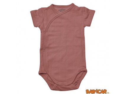 LODGER body ROMPER SOLID SHORT SLEEVES Plush vel. 62