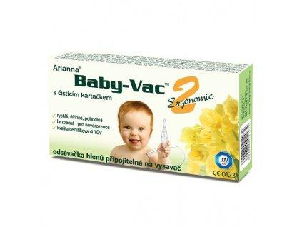 ARIANNA odsávačka hlenů BABY-VAC 2 ERGONOMIC