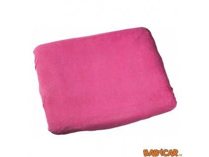 ODENWÄLDER froté povlak na přebalovací podložku 75x80cm Soft Pink
