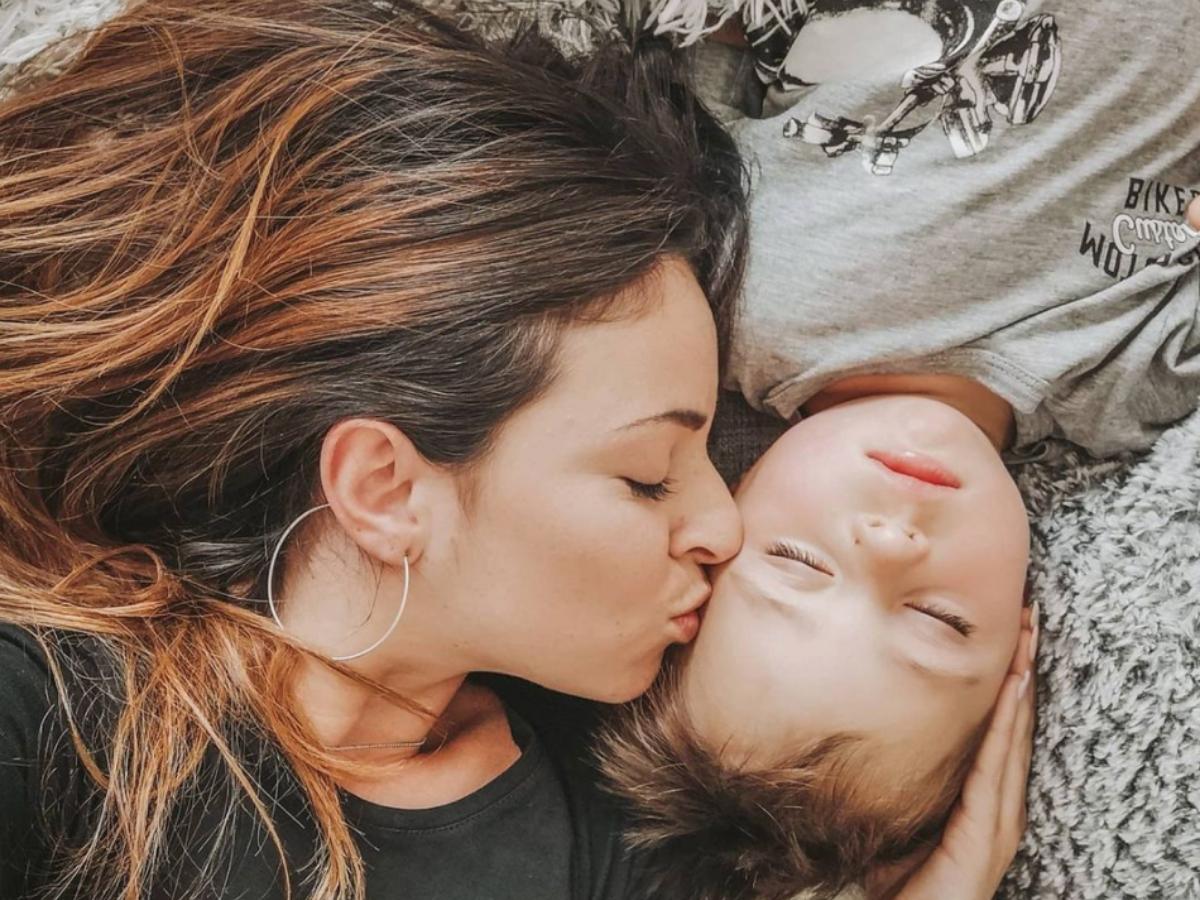 Maminka Deni inspiruje: Cesta ke štěstí se syndromem PCOS