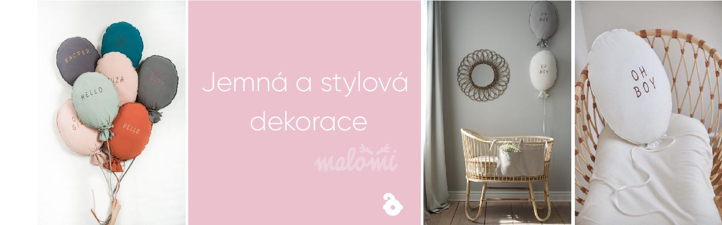 Jemná a stylová dekorace