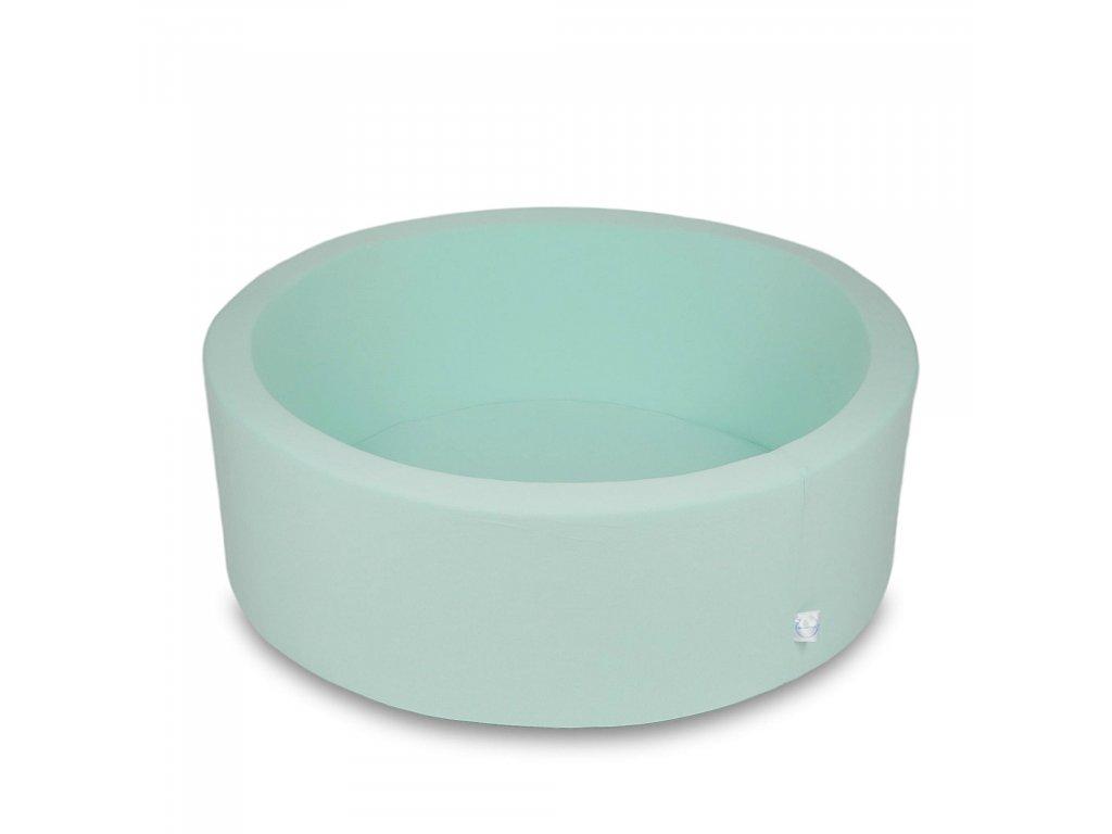 Suchý bazének bez kuliček kulatý, mintový (Rozměr 90x40 cm)